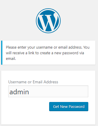 WP-admin email and password is not working