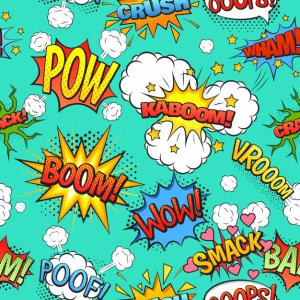 pow boom theme