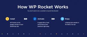 WP Rocket Installation
