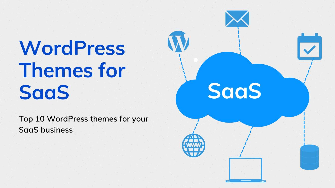 WordPress themes for SaaS